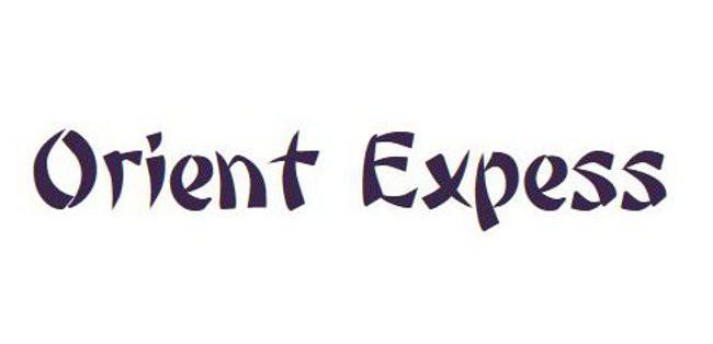 namenszug schrift orient express 30 mm bis 21 buchstaben bestickungen namensz ge. Black Bedroom Furniture Sets. Home Design Ideas